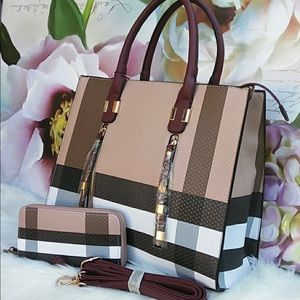 Handbags - Adorable bag and purse set. New